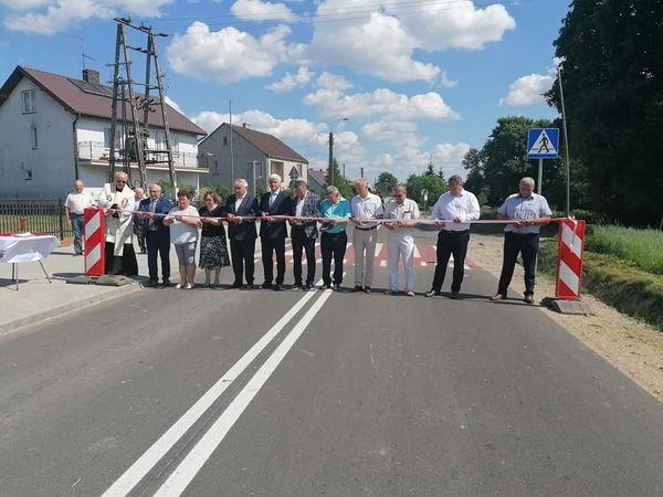 Nowa droga w Kędziorowie