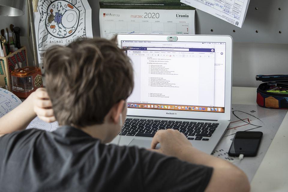 Komputery dla dzieci z rodzin byłych pracowników PGR